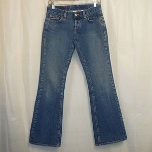 Lucky Brand Dream Jean Boot Cut Jeans 2/26(X 30.5)